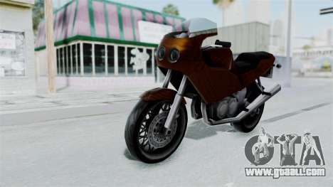 BF-400 Custom for GTA San Andreas right view