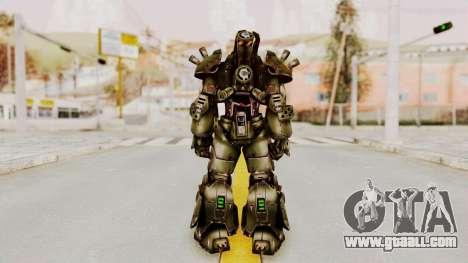 UT2004 The Corrupt - Xan Kriegor for GTA San Andreas third screenshot