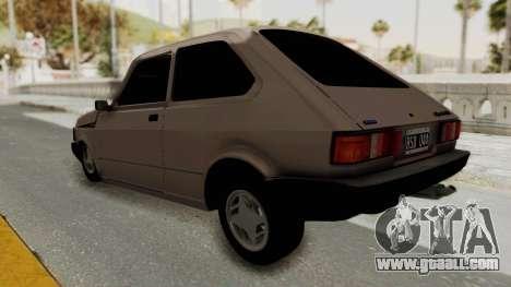 Fiat 147 TR De Picadas for GTA San Andreas left view