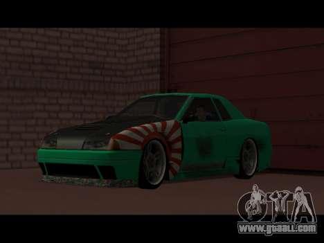 Elegy Paintjob JDM for GTA San Andreas