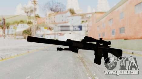 SR-25 for GTA San Andreas