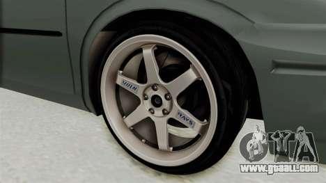 Chevrolet Corsa Wagon Tuning for GTA San Andreas back view