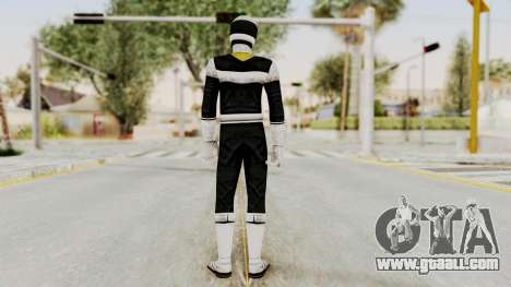 Power Rangers In Space - Black for GTA San Andreas third screenshot