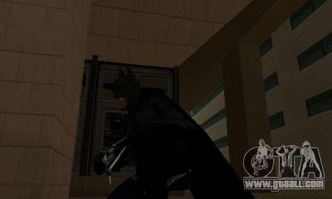 Pneumatic Mangler for GTA San Andreas forth screenshot