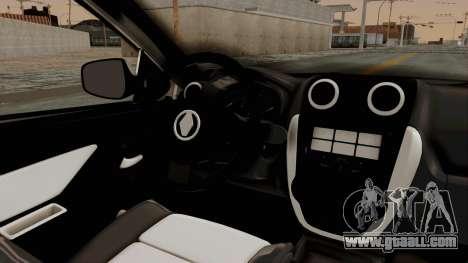 Renault Symbol 2015 for GTA San Andreas