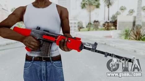 IOFB INSAS Red for GTA San Andreas third screenshot