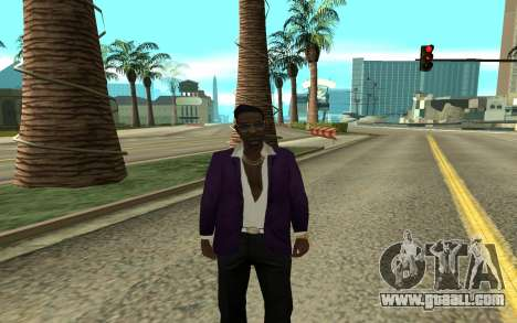 Jizzy for GTA San Andreas