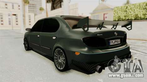 Nissan Maxima Tuning v1.0 for GTA San Andreas left view