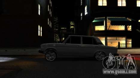 VAZ 2106 for GTA 4 right view