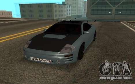 Mitsubishi Eclipse GTS for GTA San Andreas