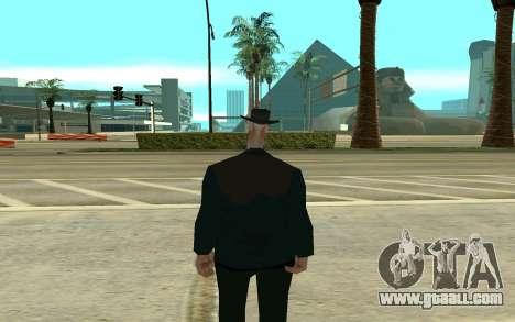 Stork for GTA San Andreas second screenshot