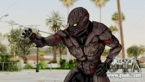 Mass Effect 3 Collector Male Armor for GTA San Andreas
