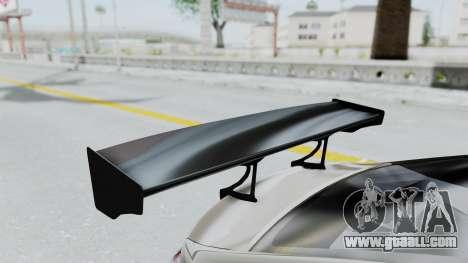 Hyundai Sonata LF 2.0T 2015 v1.0 Rocket Bunny for GTA San Andreas inner view