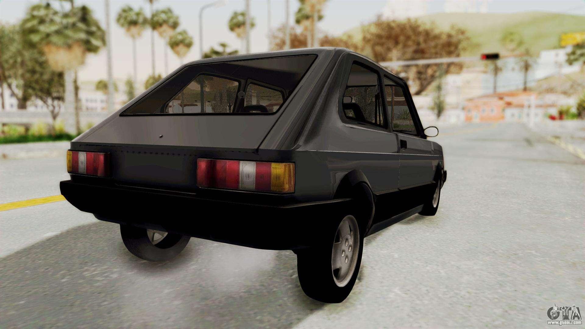 Fiat 147 Spazio Tr For Gta San Andreas