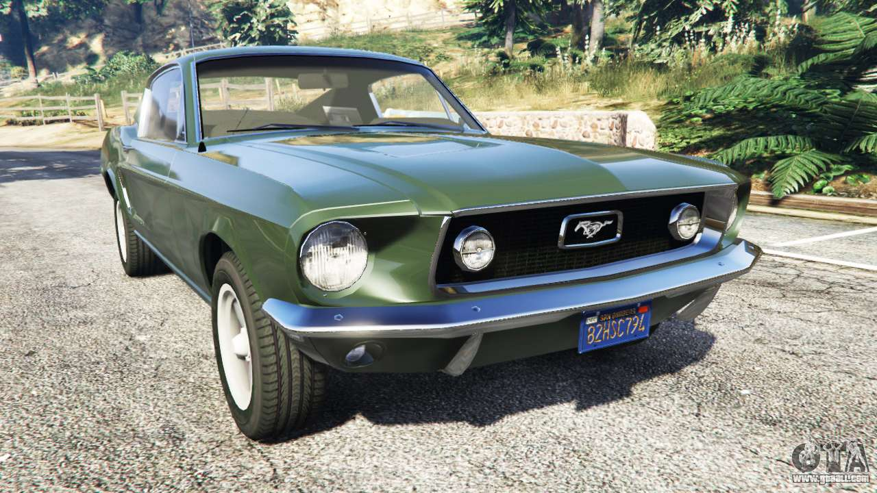V Muscle Cars Car Games