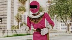 Power Ranger Zeo - Pink