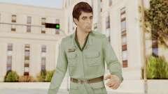 Scarface Tony Montana Army Costume