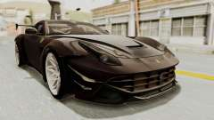 Ferrari F12 Berlinetta Drift