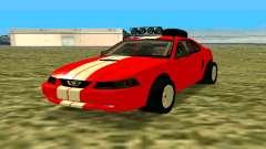 Ford Mustang 1999 for GTA San Andreas