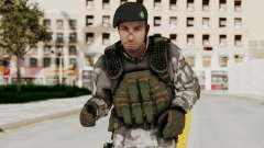 Black Mesa - HECU Marine Beret for GTA San Andreas