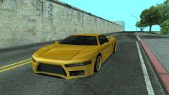 BlueRay's V9 Infernus for GTA San Andreas