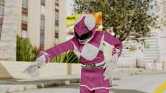 Mighty Morphin Power Rangers - Pink for GTA San Andreas