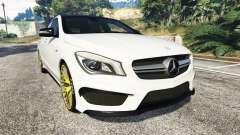 Mercedes-Benz CLA 45 AMG [HSR Wheels] for GTA 5