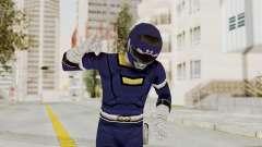 Power Rangers Turbo - Blue for GTA San Andreas