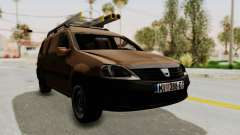 Dacia Logan MCV Van for GTA San Andreas