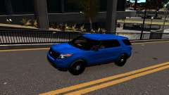 Ford Explorer 2013 for GTA 4