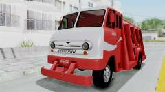 Ford P600 1964 Coca-Cola Delivery Truck for GTA San Andreas