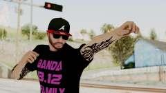 Banda 12 Skin for GTA San Andreas