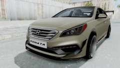 Hyundai Sonata LF 2.0T 2015 v1.0 Rocket Bunny for GTA San Andreas
