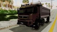 Volvo FMX Euro 5 8x4 v1.0