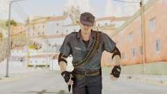 MGSV Phantom Pain Zero Risk Security LMG v2 for GTA San Andreas