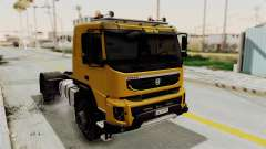 Volvo FMX Euro 5 4x2 for GTA San Andreas