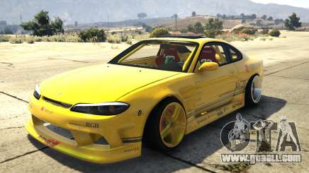 Nissan Silvia S15 Vertex for GTA 5