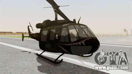 Castro V Attack Copter from Mercenaries 2 for GTA San Andreas