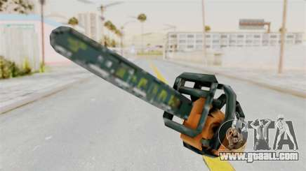Metal Slug Weapon 8 for GTA San Andreas