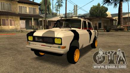 AZLK 412 for GTA San Andreas