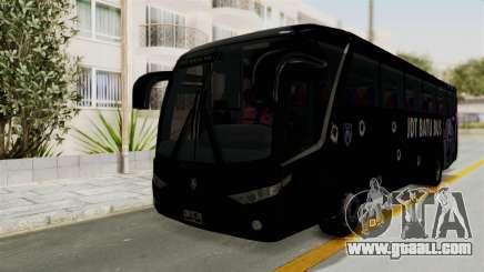Marcopolo JDT Batu Bus for GTA San Andreas