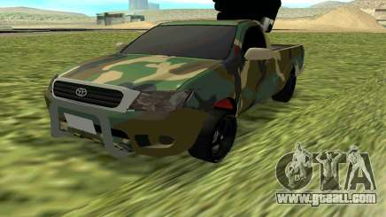 Toyota Hilux 2013 for GTA San Andreas
