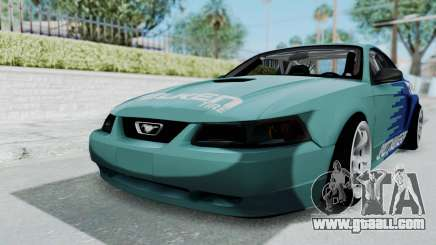 Ford Mustang 1999 Drift Falken for GTA San Andreas