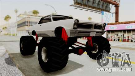 Pontiac GTO Tempest Lemans 1965 Monster Truck for GTA San Andreas