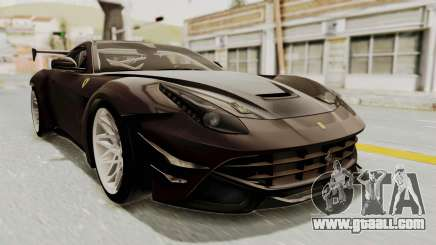 Ferrari F12 Berlinetta Drift for GTA San Andreas