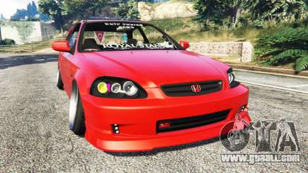 Honda Civic for GTA 5
