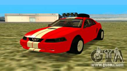 Ford Mustang 1999 for GTA San Andreas