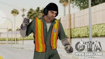 GTA 5 Trevor v1 for GTA San Andreas
