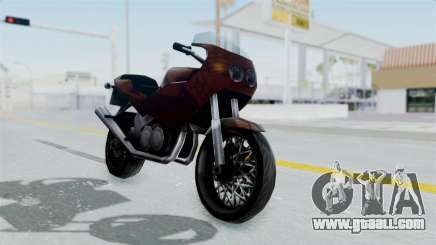 BF-400 Custom for GTA San Andreas