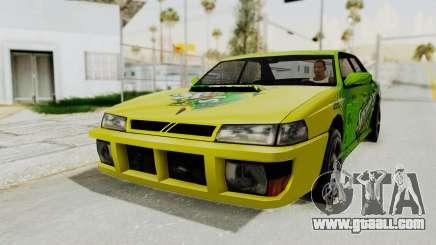 Sprunk Sultan for GTA San Andreas